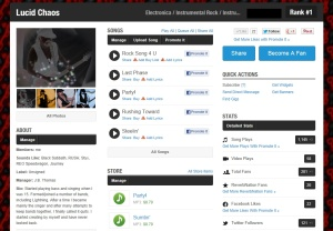 reverbnation local rank